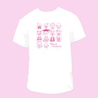 『みはるのハルミーゴ』Tシャツ ホワイト