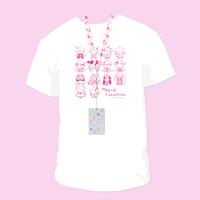 『みはるのハルミーゴ』Tシャツ&パスケース・ストラップ セット