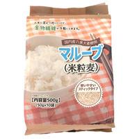 米粒麦スタンドパック (50g×10袋)×10