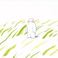 塩川 愛 |「冬にわかれて」原画33