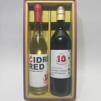10th.ANNIVERSAREY ワイン・シードルセット
