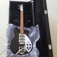 【ハードケース付】リッケンバッカー タイプ エレキギター 初心者 扱いやすい rickenbacker グローバルカスタムギター