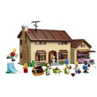 レゴ 71006 シンプソンズハウス 互換品