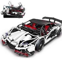 レゴ 互換品 日本未発売 ランボルギーニ アヴェンタドール スーパーカー テクニック MOC LEPIN LEGO