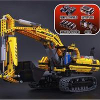 レゴ 8043 ショベルカー 互換品 テクニック