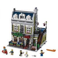 レゴ 互換品 10243 パリのレストラン クリエイター