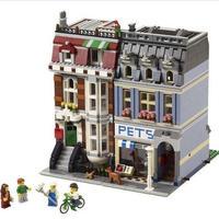 レゴ 10218 クリエイター ペットショップ 互換品 海外製品 知育玩具 誕生日 プレゼント