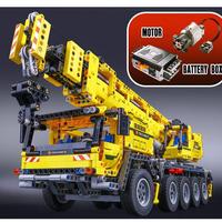 レゴ 42009 互換品 テクニック モービルクレーン MK II 欠パーツ補償