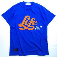 "Full Push "" Life is? T-shirt "" Royal Body."