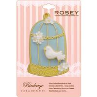 ROSEY クッキー型/鳥かご