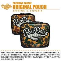 【ポーチ】 ポジドライブガレージ オリジナルポーチ