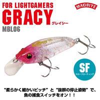【ルアー】 マグバイト グレイシー スローフローティング