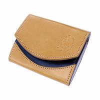【極小財布】 クアトロガッツ ペケーニョ キャラメル