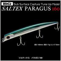 【ルアー】 ベーシックギア BG ソルテックス パラガス 160