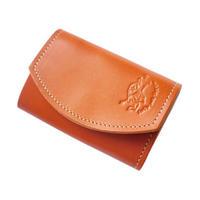 【極小財布】 クアトロガッツ ポキート ピュアオレンジ