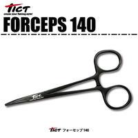 【針はずし】 ティクト フォーセップ 140