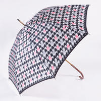 千鳥/ピンク  Plover pattern/Pink