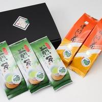 平塚香貴園<香貴園ボリュームたっぷりお茶セット>
