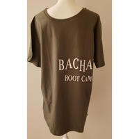 Bachata BOOTCAMP Tシャツ 男女兼用サイズXL