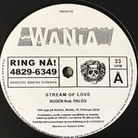 Busen feat. Paleo / Dreesvn - Stream Of Love [12][Wania] ⇨Sex Tags 関連。Waniaの第一弾。ダヴィーミニマル!