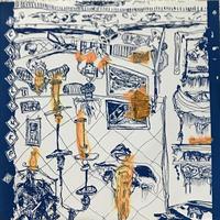 Caroliner Rainbow Tongue On The Fingermill Of The Paste Demon / Eeyore Ass Guzzler - Split [EP]