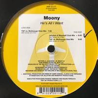 Moony - He's All I Want [12][Airplane! Records] ⇨Vocal House Classic!!!!!