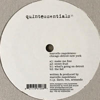 Marcello Napoletano - Chicago-Detroit-New York [12][Quintessentials] ⇨Mathematicsからのリリースでブレイク!