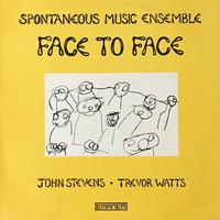 Spontaneous Music Ensemble - Face To Face [LP][Emanem] ⇨パーカッションとサックスの脱線具合が愛おしいインプロ。