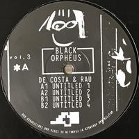De Costa & Rau – Untitled [12][Black Orpheus] ⇨Madteoもリリース!の、変則ビートの最先端レーベル 第三弾!