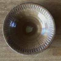 結晶釉 鎬 5寸鉢/廣川 温