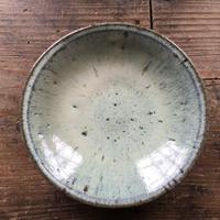 藁灰 5寸皿/ 工房つちみ