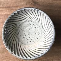 藁灰8寸大皿 / 工房つちみ