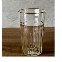 胡桃のモールグラス/  ガラス工房 橙