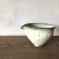 藁灰 片口鉢/ 工房つちみ