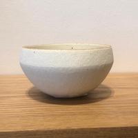 粉引灰釉スモールボール 「作家 水野幸一」(No.65)