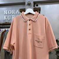 pink polo-shirt(715)