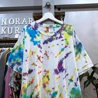 タイダイ染め T-shirt (736)