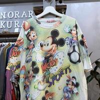 ミッキーマウス T-shirt (738)