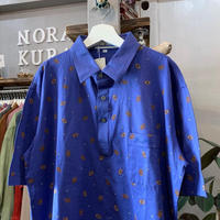pattern Polo-shirt (689)
