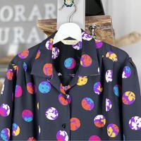 pattern shirt (612)