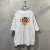 """""""Sand Rock CAFE"""" front design T-shirts"""