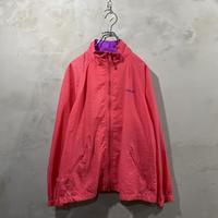 【Reebok】One point logo nylon jacket
