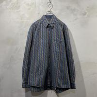 ●Design stripe L/S- shirts