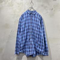 【Patagonia】checked L/S-shirts