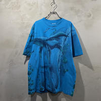 """Fish"" design T-shirts"
