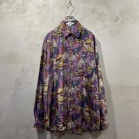●Design silk L/S- shirts