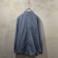 【L.L.Bean】90's Button down L/S-shirts