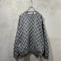 Design crew neck knit