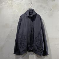 """Silk"" Black design jacket"