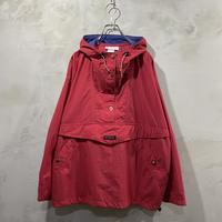【Columbia】Half button anorak jacket